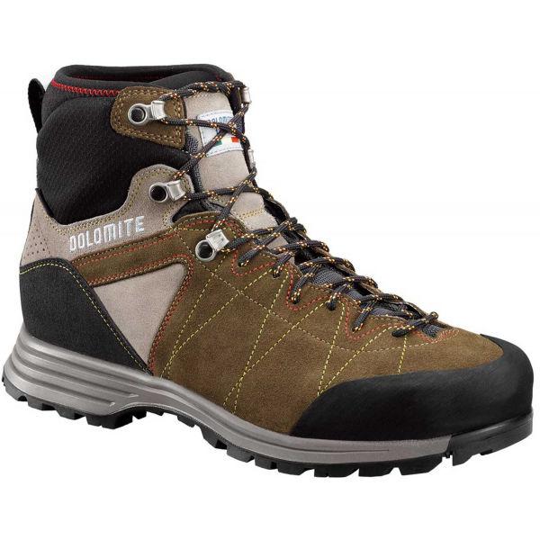 Dolomite STEINBOCK HIKE GTX hnedá 9.5 - Pánska trekingová obuv