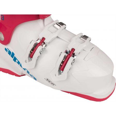 Dívčí obuv na sjezdové lyžování - Alpina AJ3 GIRL - 8