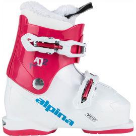 Alpina AJ2 GIRL - Dívčí obuv na sjezdové lyžování