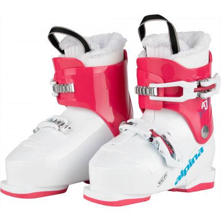 Dívčí obuv na sjezdové lyžování - Alpina AJ2 GIRL - 3
