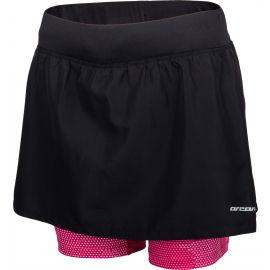 Arcore ARIANA - Dámske bežecké šortky so sukňou