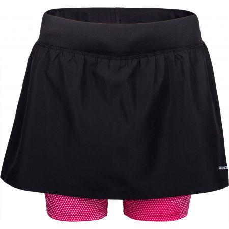 Dámske bežecké šortky so sukňou - Arcore ARIANA - 2