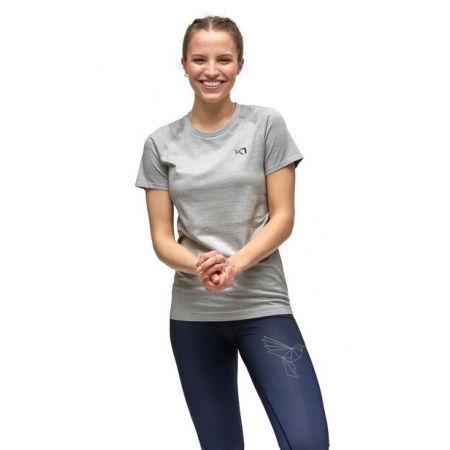 Дамска спортна тениска - KARI TRAA MARIT TEE - 3