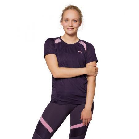 Dámske športové tričko - KARI TRAA TINA TEE - 3