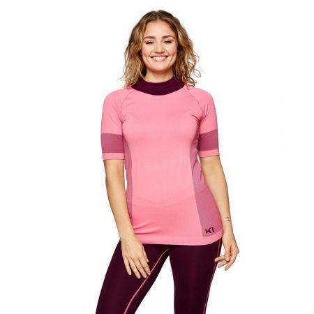 Dámske funkčné tričko - KARI TRAA SOFIE TEE - 3