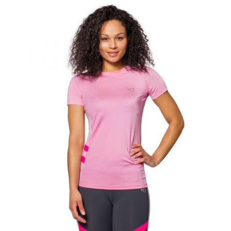 Women's functional T-shirt - KARI TRAA MATHEA TEE - 5