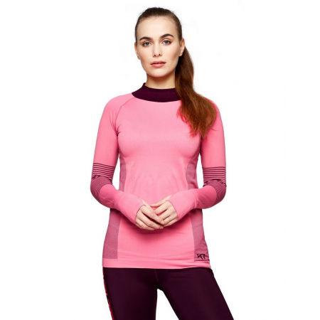 Women's functional T-shirt - KARI TRAA AMALIE LS - 3