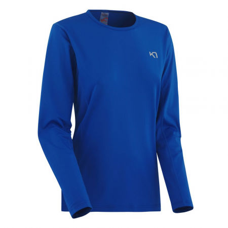 KARI TRAA NORA LS - Dámske bežecké tričko s dlhým rukávom