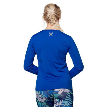 Дамска спортна блуза - KARI TRAA NORA LS - 3