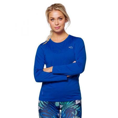 Дамска спортна блуза - KARI TRAA NORA LS - 2