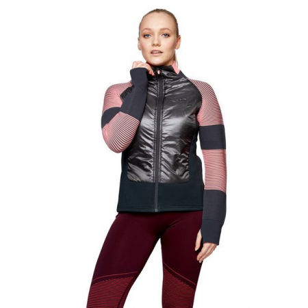 Women's sports jacket - KARI TRAA SOFIE HYBRID - 3