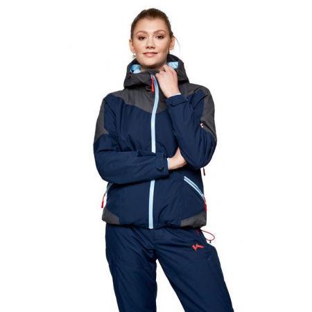 Dámská lyžařská bunda - KARI TRAA BUMP JACKET - 2