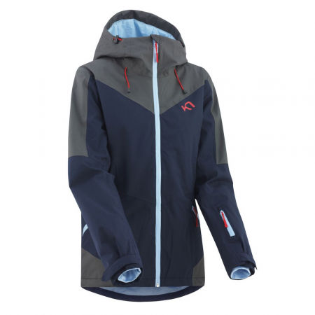 Dámská lyžařská bunda - KARI TRAA BUMP JACKET - 1