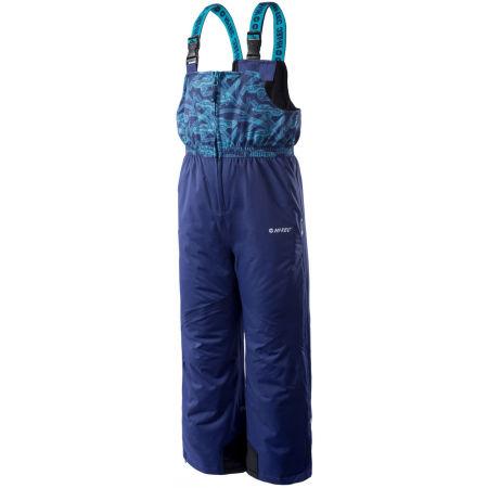 Dětské lyžařské kalhoty - Hi-Tec HOREMI KIDS - 2