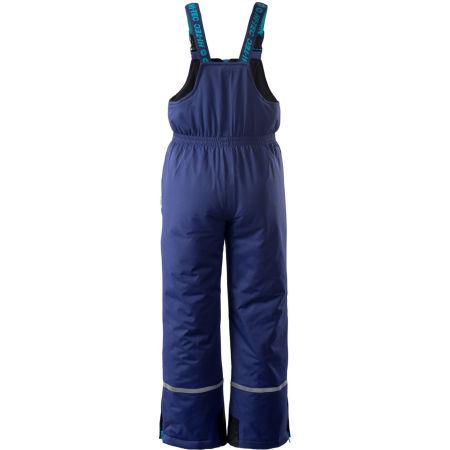 Dětské lyžařské kalhoty - Hi-Tec HOREMI KIDS - 3