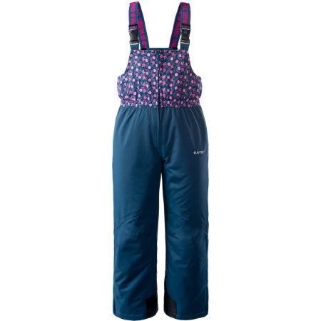Hi-Tec HOREMI KIDS - Spodnie narciarskie dziecięce