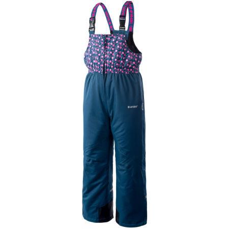 Spodnie narciarskie dziecięce - Hi-Tec HOREMI KIDS - 2