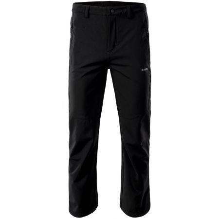 Spodnie softshell męskie - Hi-Tec MONTIN - 2