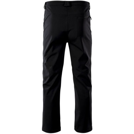 Spodnie softshell męskie - Hi-Tec MONTIN - 3