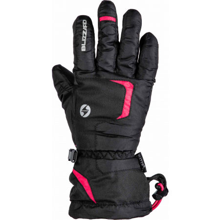 Rukavice - Blizzard REFLEX JNR SKI GLOVES - 1