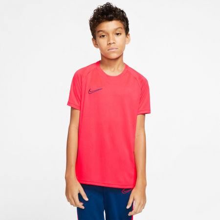 Koszulka piłkarska chłopięca - Nike DRY ACDMY TOP SS B - 3