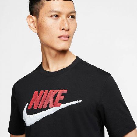Men's T-shirt - Nike NSW TEE BRAND MARK M - 5