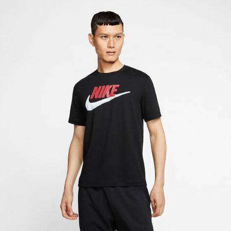 Men's T-shirt - Nike NSW TEE BRAND MARK M - 3