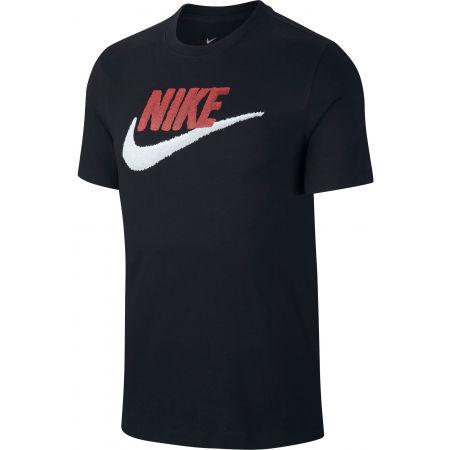 Men's T-shirt - Nike NSW TEE BRAND MARK M - 1