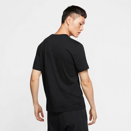 Men's T-shirt - Nike NSW TEE BRAND MARK M - 4
