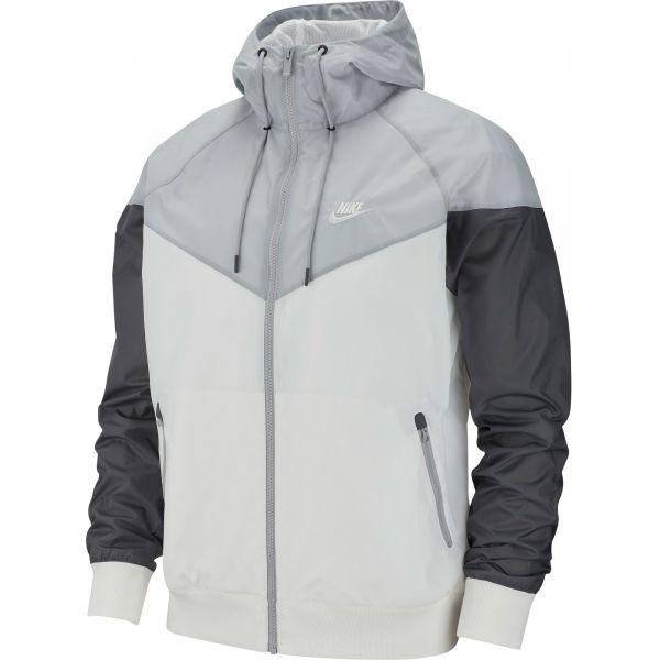 Nike NSW HE WR JKT HD M szürke L - Férfi futódzseki