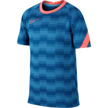 Nike DRY ACDPR TOP SS GX FP B - Chlapčenské futbalové tričko