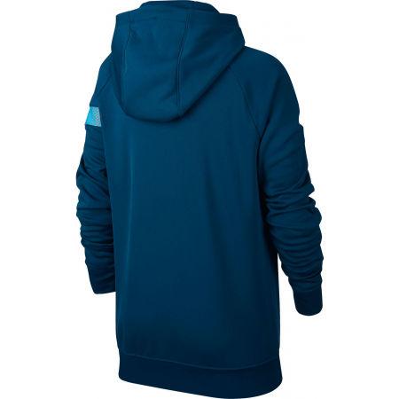 Bluza piłkarska chłopięca - Nike DRY ACDPR HOODIE FP B - 2