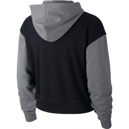 Women's sweatshirt - Nike NSW VRSTY HOODIE FZ FT W - 2