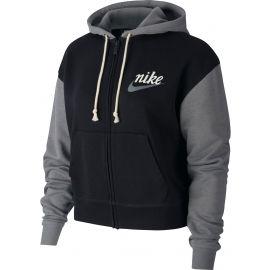 Nike NSW VRSTY HOODIE FZ FT W - Dámská mikina