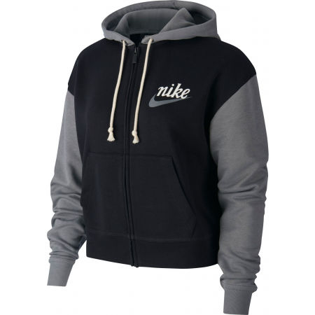 Nike NSW VRSTY HOODIE FZ FT W - Women's sweatshirt