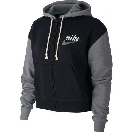 Nike NSW VRSTY HOODIE FZ FT W - Dámska mikina