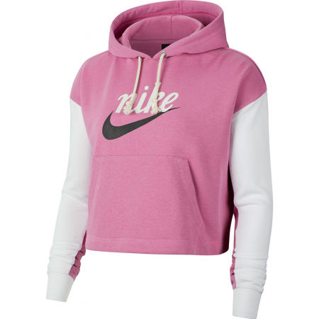 Nike NSW VRSTY HOODIE FT W - Women's sweatshirt