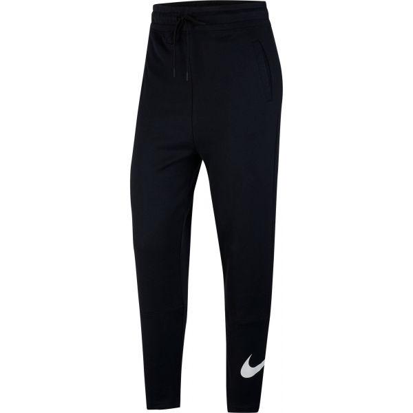 Nike NSW SWSH PANT FT W černá M - Dámské kalhoty