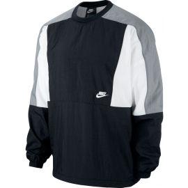 Nike NSW JKT WVN CREW CB - Pánská mikina