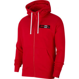 Nike NSW JDI HOODIE FZ FLC BSTR M - Herren Sweatshirt