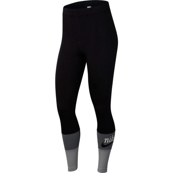 Nike NSW VRSTY LGGNG W černá S - Dámské legíny
