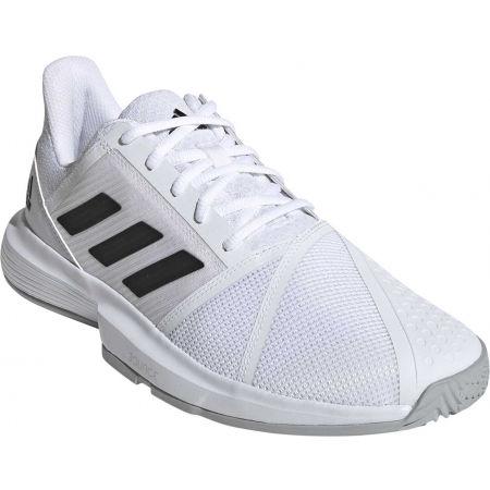 Pánska tenisová obuv - adidas COURTJAM BOUNCE - 3