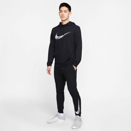 Pantaloni antrenament bărbați - Nike DRY PANT TAPER FLC GFX M - 8
