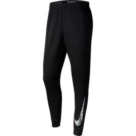 Nike DRY PANT TAPER FLC GFX M - Pánské tréninkové kalhoty
