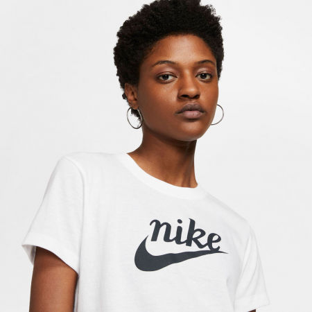 Damen Shirt - Nike NSW TEE VARSITY W - 3