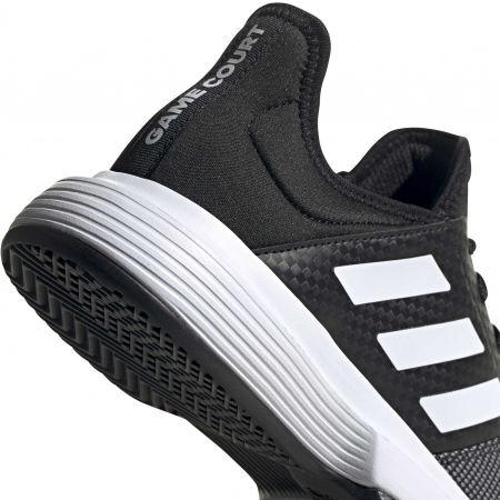 Obuwie tenisowe damskie - adidas GAMECOURT W - 9