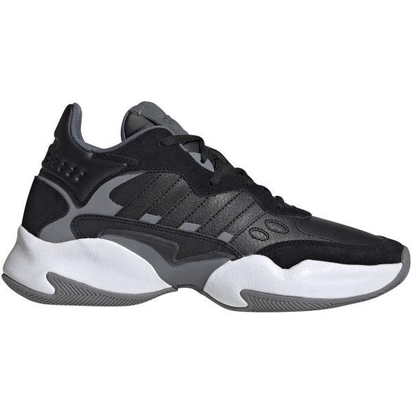 adidas STREETSPIRIT 2.0 czarny 12.5 - Obuwie koszykarskie męskie