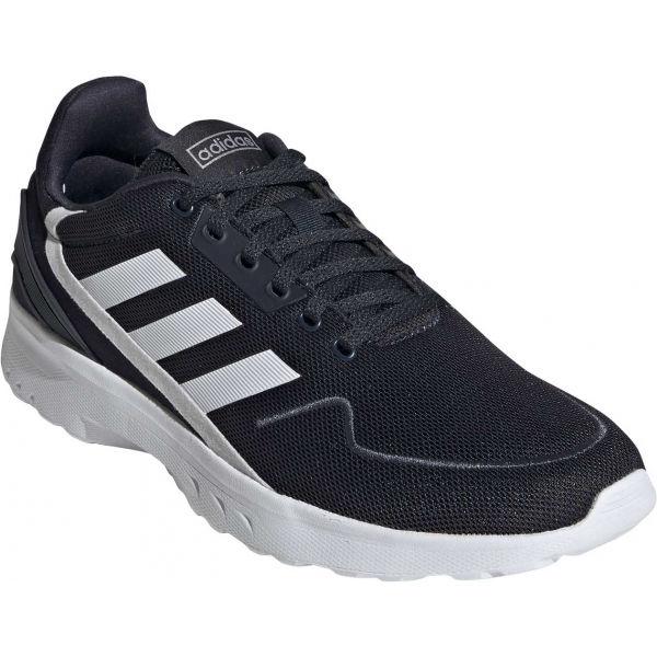 adidas NEBULA ZED černá 8.5 - Pánská volnočasová obuv