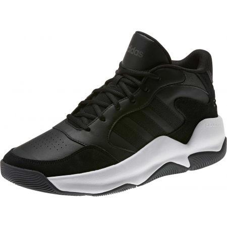Obuwie koszykarskie męskie - adidas STREETMIGHTY - 6