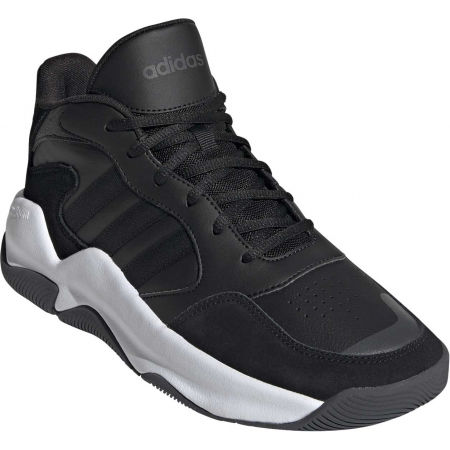 Obuwie koszykarskie męskie - adidas STREETMIGHTY - 2